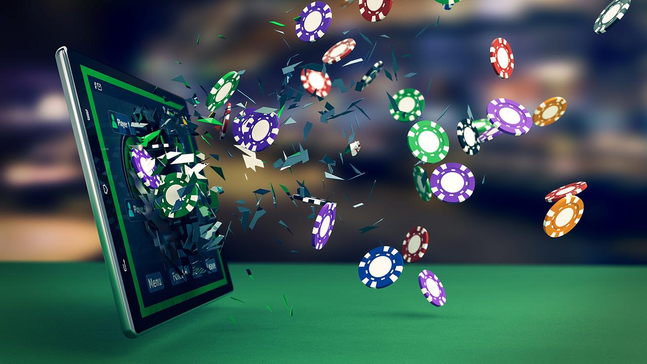 A glimpse of online gambling - Pokertrainingsecret
